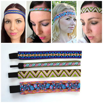 Boho Hippie Headband | Gift Set Bundle | Free Spirit Collection