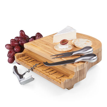 The Piano Cheeseboard