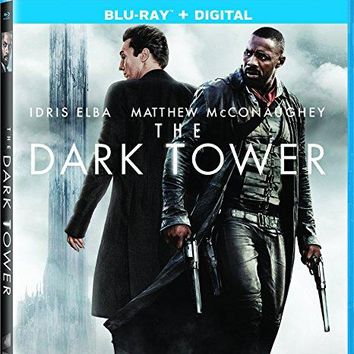 Idris Elba & Matthew McConaughey & Nikolaj Arcel-The Dark Tower