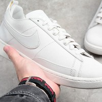 "NIKE Low CS TC ""Triple White"" low top Retro Sneaker AA1057-100"
