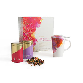 Radiant Flower Gift Collection at Teavana | Teavana