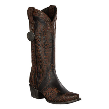Double D Ranch Boots - Ramirez Black