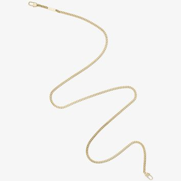 Gold-Tone Chain-Link Camera Strap | Michael Kors