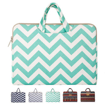 Mosiso Fashion Lady Laptop Messenger Bag 11 13 15 inch  Women Briefcase for Macbook HP Dell Lenovo Acer 13.3 15.6 inch