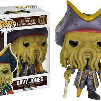 Funko Pop Disney: Pirates of the Caribbean - Davy Jones Vinyl Figure