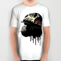 Born to kill All Over Print Shirt by Nicklas Gustafsson