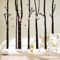 Big Size Living Room Bedroom Wall Sticker [6284035718]