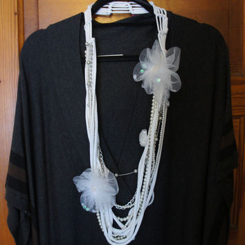 Layered Necklace (Betsey Johnson)