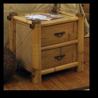 Bamboo Nightstands | Easy Home Concepts