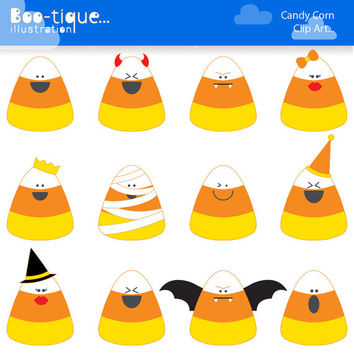 Halloween Candy Corn Digtial Clipart. Halloween Clipart. Candy Corn Clip Art. Halloween Vectors. Candy Corn Vectors. Halloween Digitals.
