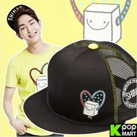 SHINEE Collaboration Mash Cap - Onew