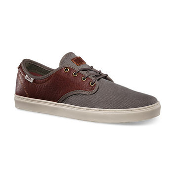 Premium Wax Canvas Ludlow | Shop OTW Shoes at Vans