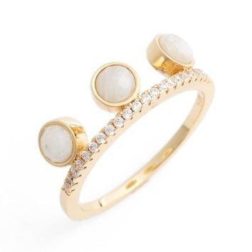 Melanie Auld Circle Stacking Ring | Nordstrom