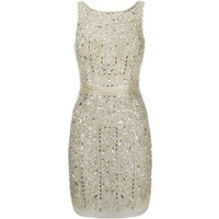 Jovani Embellished Mini Dress