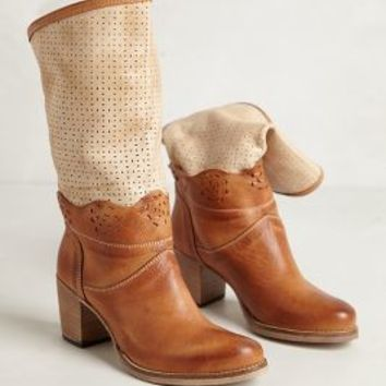 Hidalgo Lasercut Booties by Alissia Sand 41 Euro Boots