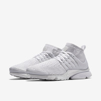 The Nike Air Presto Ultra Flyknit Men's Shoe.