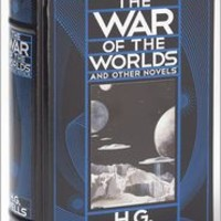 The War of the Worlds and Other Novels (Barnes & Noble Leatherbound Classics), Barnes & Noble Leatherbound Classics Series, H. G. Wells, (9781435144309). Hardcover - Barnes & Noble