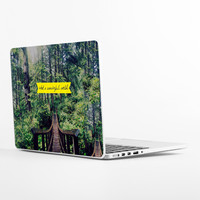 What A Wonderful World Laptop Skin