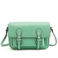 Cross-Body Messenger Bag: Charlotte Russe