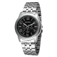 Mens Hight Quality Steel Strap Watch Christmas Gift