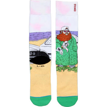 Stance Terry Socks x Action Bronson - Multi