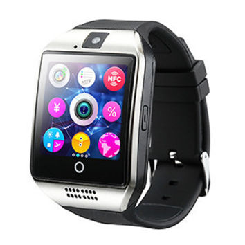 Bluetooth Smart Watch Q18 Watch With Camera Facebooks Twitter Smartwatch Support