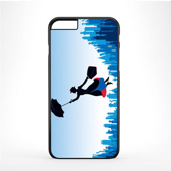 Mary Poppins Blue City Iphone 6 Plus | 6s Plus Case