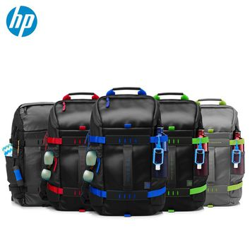 """New Original for HP OMEN Odyssey 15.6"""" Laptop Bag Large Capacity Outdoor Sports Thicker Travel Waterproof Shoulder Backpack"""