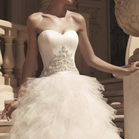 Casablanca Bridal 2114 Dress