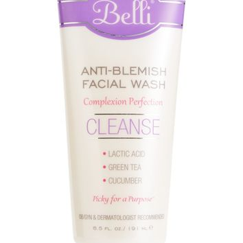 Belli Skincare Maternity Anti-Blemish Facial Wash | Nordstrom