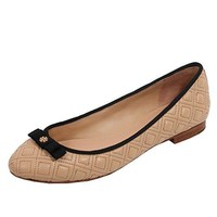 Tory Burch Marion Quilted Ballet Flats Shoes