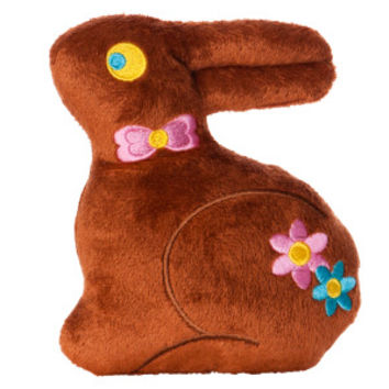 Grreat Choice® Chocolate Bunny Dog Toy | Toys | PetSmart