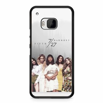 Fifth Harmony 7 27 Forest HTC M9 Case