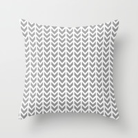 arrows Throw Pillow by Jcks