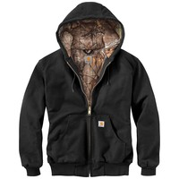 Carhartt Camo-Lined Active Jacket - Men's