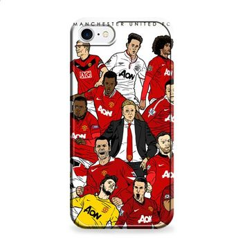 Manchester United Player iPhone 6 | iPhone 6S case