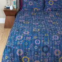 Karma Living Boho Time for Tranquility Quilt Set in Full, Queen