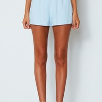 Be My Lover Shorts Baby Blue