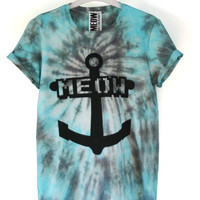 Brotherhood Seaworthy Anchor Tee Unisex | Meow Meow Meow