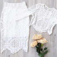 Chasity Lace Dream Set