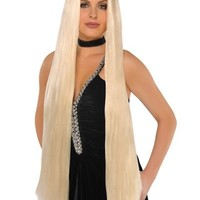 Long Blonde Wig- Party City