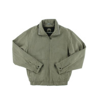 Weatherproof Mens Micro Suede Lightweight Jacket