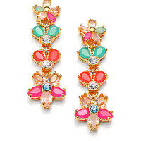 Kate Spade New York Floral Drop Earrings