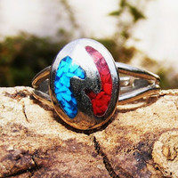 Native American Fashion Ring
