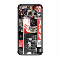 One Direction Best Song Ever Samsung Galaxy S6 Edge Case