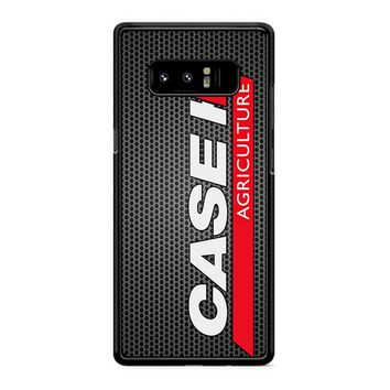 Case Ih Agriculture Carbon Plate Samsung Galaxy Note 8 Case