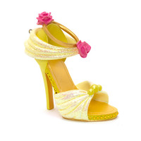 Disney Belle Miniature Decorative Shoe | Disney Store