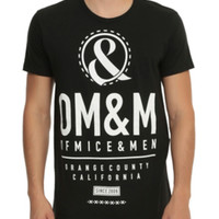 Of Mice & Men Logo T-Shirt