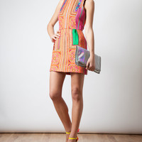 Browns fashion & designer clothes & clothing | THU THU | Tribal Embroidered Cotton Dress