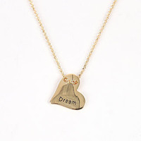 Dreamin Hearts Necklace